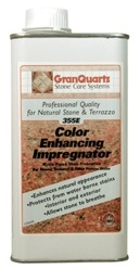GranQuartz 355E Color Enhancing Impregnator - Matte Finish - 5 Liter