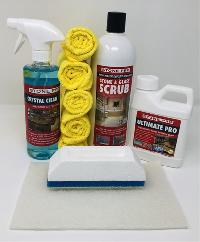 Counter Top Deep Clean and Seal Kit