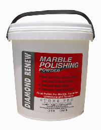 Stone Pro Diamond Renew Marble & Calcite Polishing Powder - 3 Pound Canister