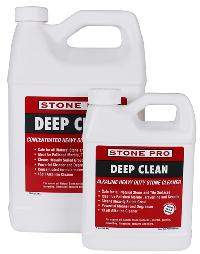 Stone Pro Deep Clean Heavy Duty Stone Cleaner