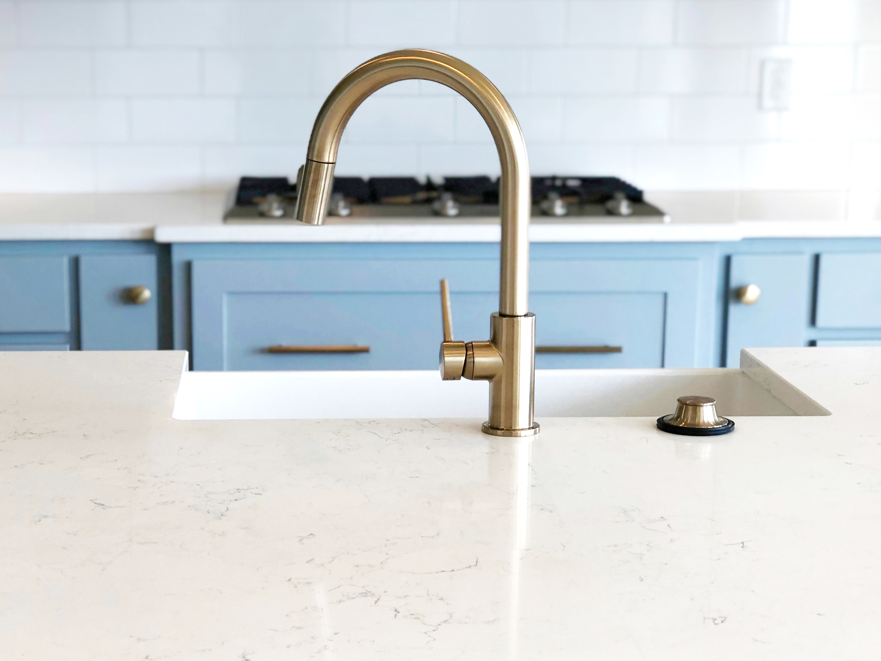 How to Clean Quartz Countertops: Advice for Beginners
