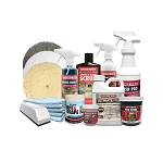 Granite Countertop Deep Clean, Polish & Protect Kit