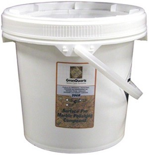 GranQuartz 206R Marble Polishing Compound - 5 LBs