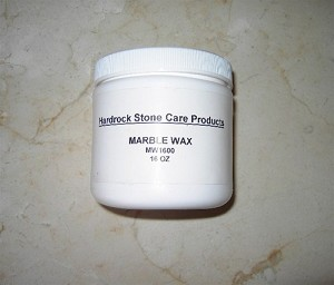 Engineered Wax for Polished Marble & Polished Granite - 1 Pound Canister