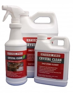 Stone Pro Crystal Clean Daily Stone Cleaner