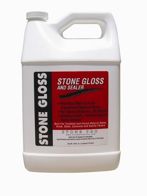 Stone Pro Stone Gloss Sealer - 1 Gallon