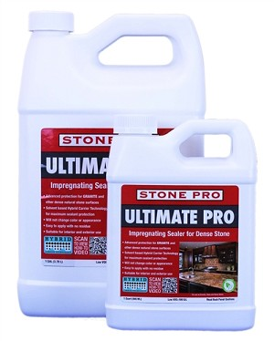 Stone Pro Ultimate Pro Granite and Dense Stone Sealer