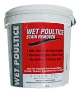 Stone Pro Wet Poultice Stain Remover